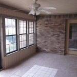 Screened Outdoor Patio